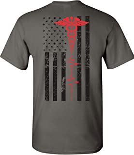 Nurse Thin Red Line Unisex T-Shirt