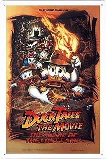 Best ducktales movie poster Reviews