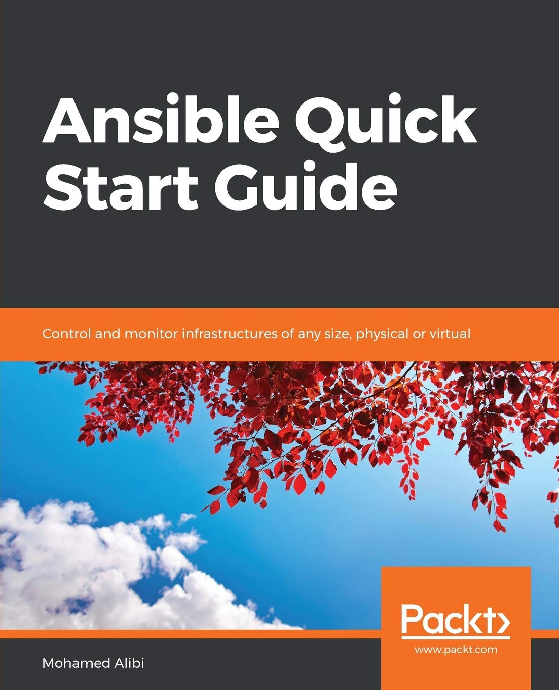 Image OfAnsible Quick Start Guide: Control And Monitor Infrastructures Of Any Size, Physical Or Virtual
