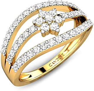 Women's Rings priced Over ₹20,000: Buy Women's Rings priced
