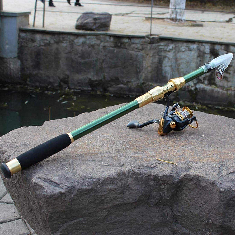 ひも皮肉な安価なKANEED 釣り竿 海釣り 船釣り 3.6m 12節カーボンポールトラベルポータブル釣竿、ランダムカラーデリバリー 釣りセット