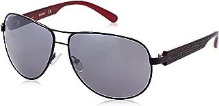 Guess Women's Fashion Sun GU 6675 C44 Sunglasses, Grey, 64 mm