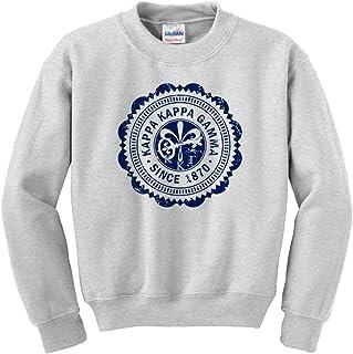 Kappa Kappa Gamma Seal Crewneck Sweatshirt