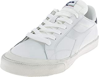 Diadora Melody Leather Dirty, Scarpe da Ginnastica Unisex-Adulto