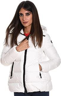 PEOPLE OF SHIBUYA Luxury Fashion Womens FUJIKONP009007 White Down Jacket   Season Outlet