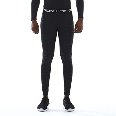 RUXN Mens Compression Pants - Workout Tights fo...