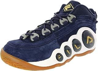 Fila Bubbles Leather Basketball Shoe