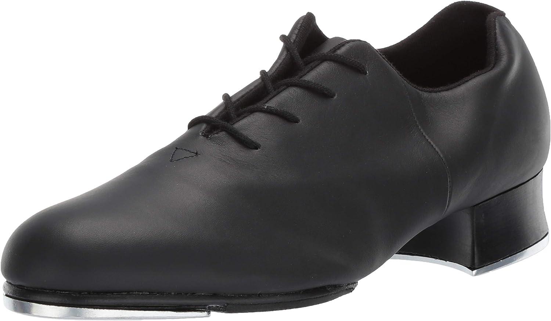Bloch Dance Men's Tap-Flex Leather Tap Shoe