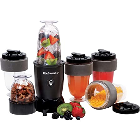 NEW Bella 13984 Rocket Extract PRO Personal Blender w Tumblers grind chop small