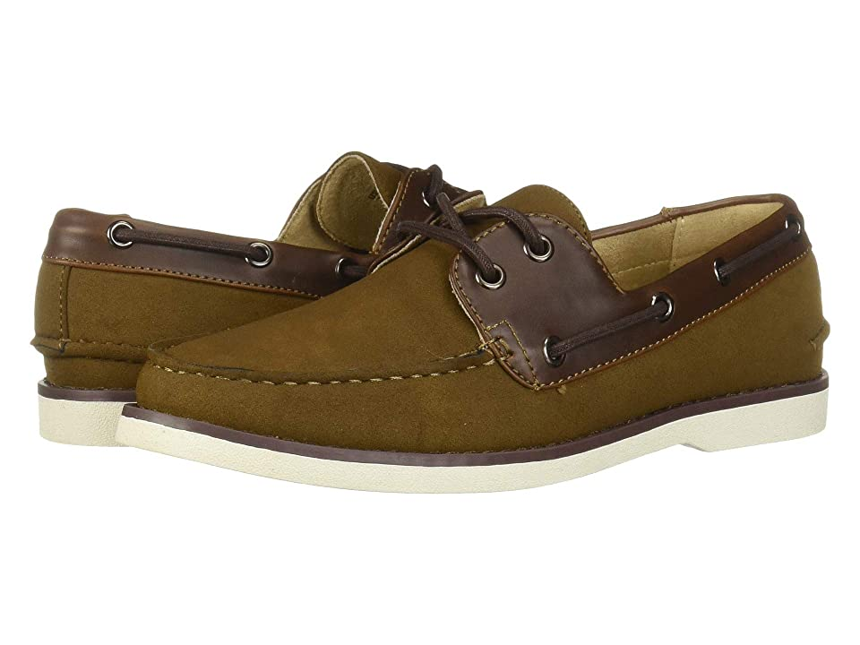 Kenneth Cole Unlisted Santon Boat (Tobacco) Men