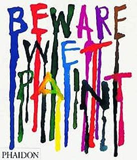beware wet paint book