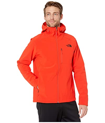 The North Face Apex Bionic 2 Hoodie (Fiery Red/Fiery Red) Men
