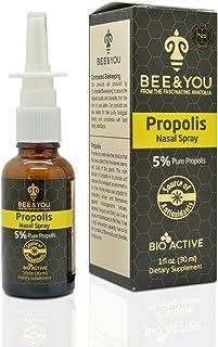 Propolis Nasal 5% Pure Propolis Extract -30 ml 1 fl.oz.