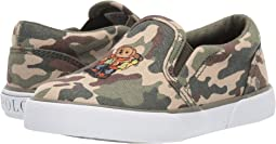 Green Camoflauge Canvas/Hiker Bear