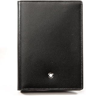MONTBLANC Meisterstück Men's Wallet - Black, 12 cm, 2664