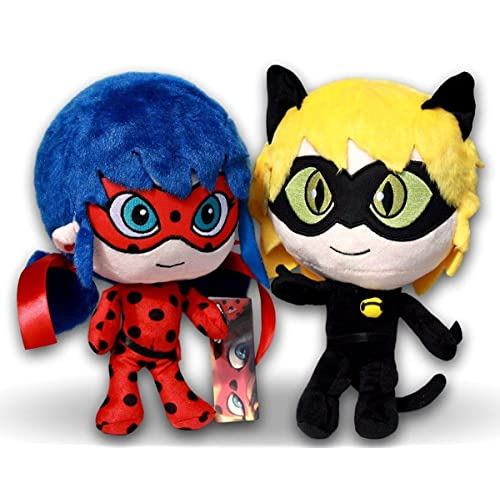 Cat Noir Ladybug Amazones