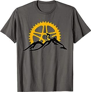 Mountain Bike T-Shirt - MTB Downhill Biking Shirt Gift