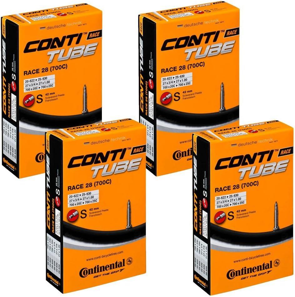 Continental Race 28 Cámara de Aire, Ciclismo