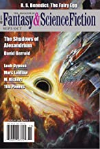 The Magazine of Fantasy & Science Fiction September/October 2020