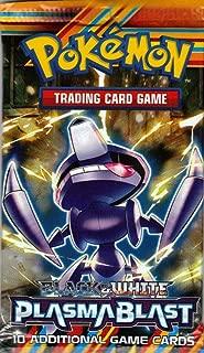 Pokémon Trading Card Game: Black & White Plasma Blast Sleeved Booster Pack