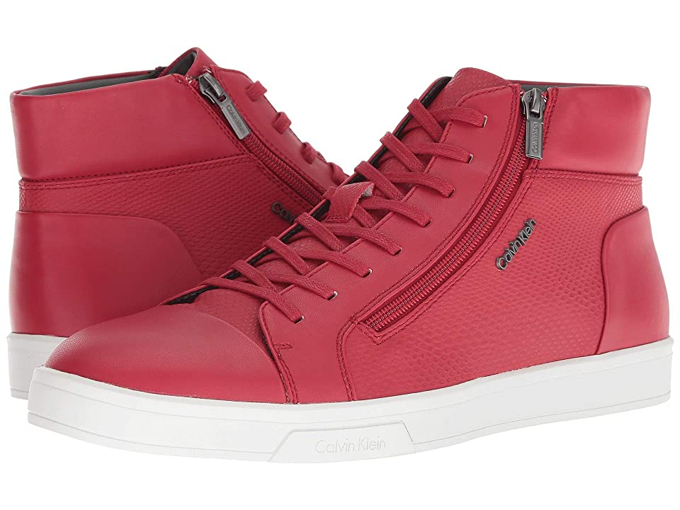 Calvin Klein Balthazar 2 (Brick Red) Men