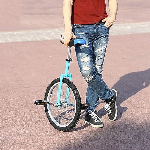 están haciendo actividades de descuento Lahshion Kid's Adult'S Trainer Unicycle, Balance Bikes Carretilla, Carretilla, Carretilla, neumáticos de Goma de Carretilla Antideslizante, antidesgaste, presión, Anti caída, anticolisión  barato