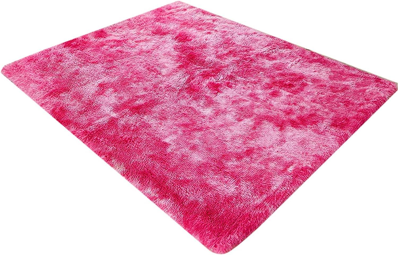 Recommendation NIKOLay Area Rug Plush Carpet Large Gradient Mo Tie-Dye Popular product Soft
