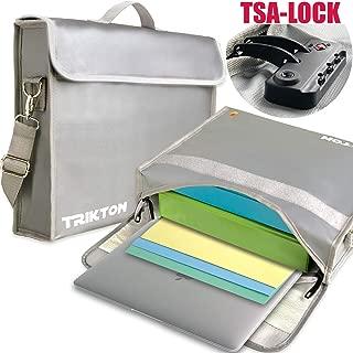 Best fire resistant briefcase Reviews