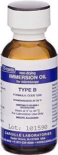 AmScope ML-B-1 Microscope Immersion Oil, 1 Oz
