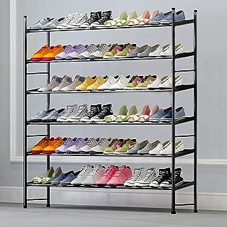 Best 3 tier mesh shoe rack Reviews