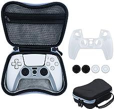 LYCEBELL Custodie Per PS5 Wireless Controller, Custodia Protettiva per PS5 DualSense Wireless Controller, Custodia Portati...