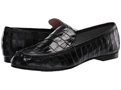 Taryn Rose Diana (Black Croco) Women