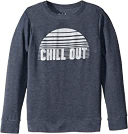 Super Soft Chill Out Long Sleeve Tee (Little Kids/Big Kids)