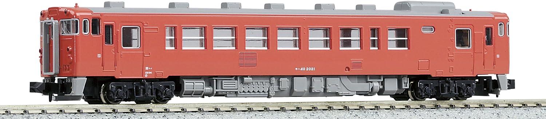 soporte minorista mayorista KATO N tren de via diesel diesel diesel M 6018 modelo de coche diesel de ferroCocheril 40 2000  calidad auténtica