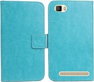 7b919045a59 Gukas Flip PU Billetera Design para V Mobile A10 / A11 / Spiphone A10 Pro 5