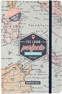 Mr. Wonderful WOA10131ES Diario de Viaje - Ese Lugar Perfecto para Perderse