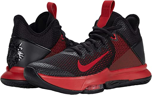 Black/Gym Red/Bright Crimson