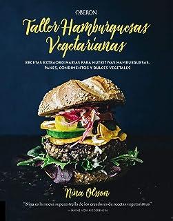Taller de hamburguesas vegetarianas (Libros Singulares