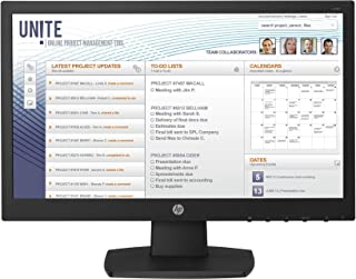 HP 18.5 inch LCD Monitor - V197