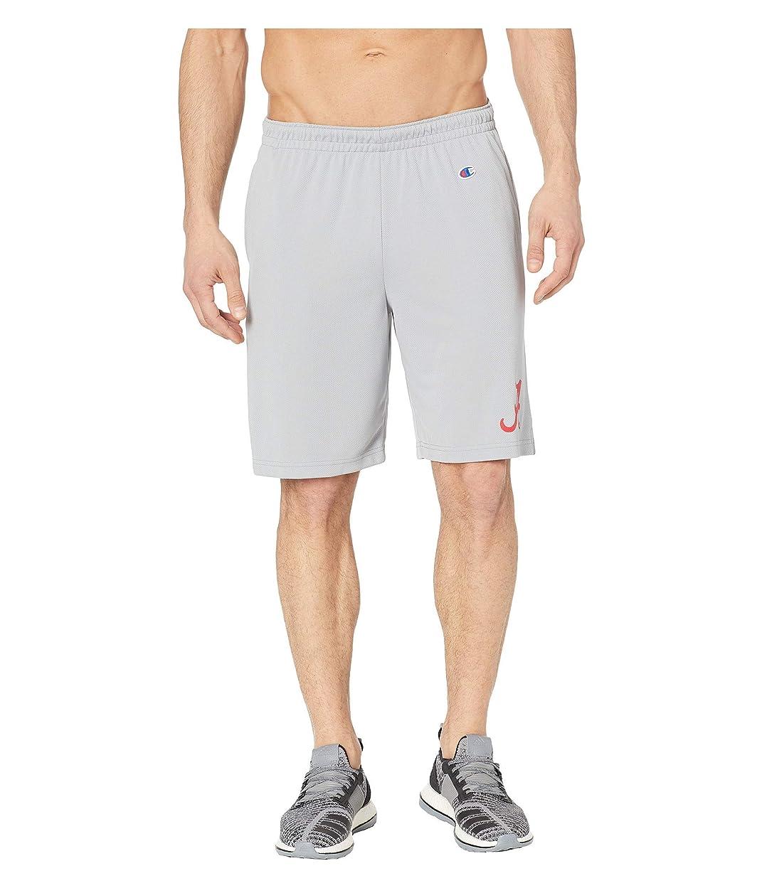 パースブラックボロウ排出バルセロナ[チャンピオン] メンズ ハーフ&ショーツ Alabama Crimson Tide Mesh Shorts [並行輸入品]