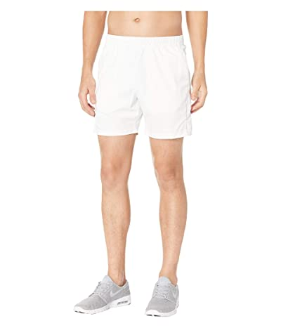 Nike NikeCourt Dry Shorts 7 (White/White/White) Men