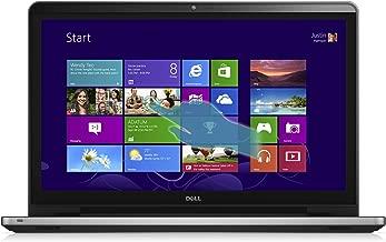 Dell Inspiron 17 5000 Series FHD 17.3-Inch Touchscreen Laptop (Intel Core i7 5500U, 8 GB RAM, 1 TB HDD, Silver) with MaxxAudio