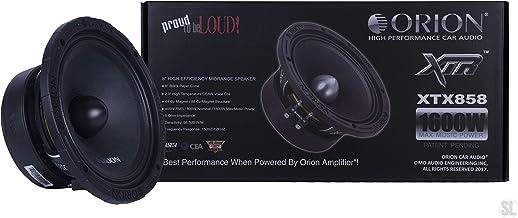 $129 » XTR MIDRANGE Serie XTX CAR Audio System (XTX 858)