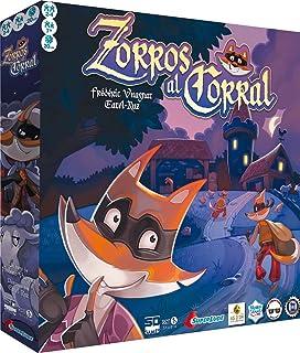 SD Games- Zorros al Corral (SDGZORCOR01)