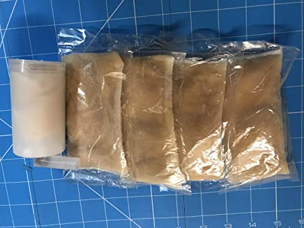"""extremo abierto YKK Cremallera Libre P/&P Grueso Plástico Dientes 22.5/"""" y 23.5/"""" no 8 Azul Marino"""