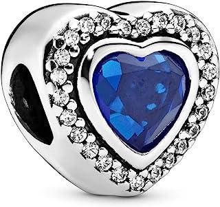 Pandora Women Pandora/797608NANB/Charms/Silver, Cubic Zirconia - 797608NANB