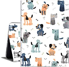 iPad 10.9 Case for iPad Air 4th Generation 2020, Cutebricase iPad Air 4 Case Cute Dog Multi-Angle Viewing Case Soft PU Lea...