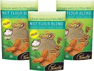 Pamela's Organic Grain-Free Gluten Free Paleo Flour (Nut Blend Flour, Pack - 3)