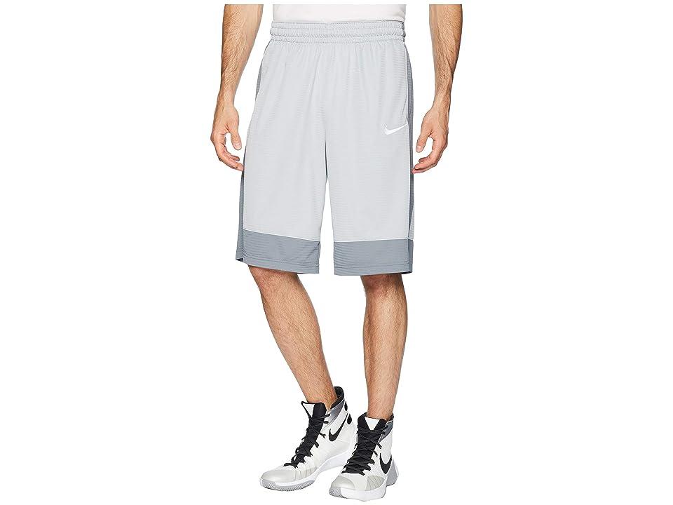 Nike Fastbreak Basketball Short (Wolf Grey/Cool Grey/White) Men