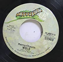 Harry Chapin 45 RPM WOLD / SHORT STORIES